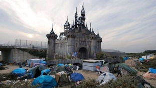 Banksy's Dismaland to be sent to Calais 'Jungle' to shelter migrants