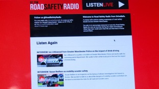Road safety Radio