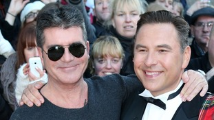 David Walliams reveals he wanted to pen book with pal Simon Cowell as lead villain