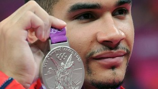 Louis Smith: set for weekend homecoming
