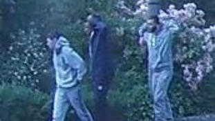 An image of the suspects released by Greater Manchester Police.