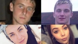 Four friends killed in crash while celebrating 16th birthday