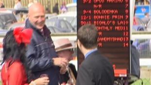 Beverley racescourse