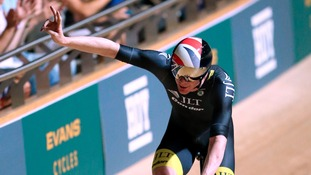 Ed Clancy is out of the European Track Championships