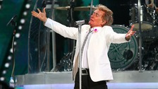 Rod Stewart is to perform in Carlisle.