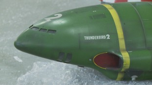 Thunderbirds turns 50: Behind the scenes as the puppets make a comeback