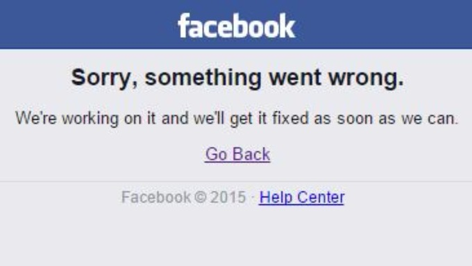 Facebook down for many users - ITV News