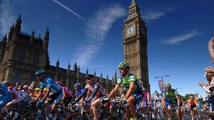 Tour de France: London will not host 2017 Grand Depart