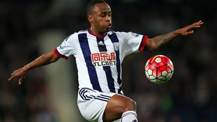 Berahino's opening goal was not enough to secure the win