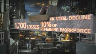 Job losses on Teesside, and why China is to blame