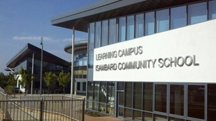 Schoolboy arrested after allegedly pulling knife on staff
