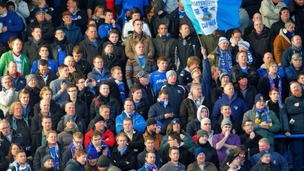 Pompey supporters