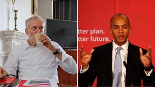 'Blairites' jump on train before Corbyn utters first word of conference speech