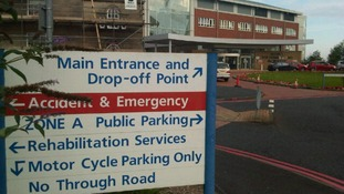 Report highlights concerns at the Cumberland Infirmary