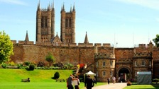 Lincoln Castle to undergo revamp