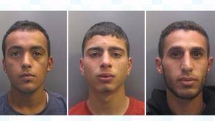 Libyan sex attack cadets 'seek asylum in UK'