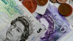 £1.33m in cash found hidden in the bedroom of a man