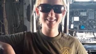 Kirstie Ennis, US Marine Corps