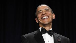Barack Obama Justin Bieber Klout