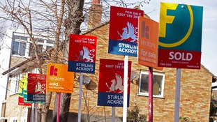 The gap between house prices in the Midlands and in the South has reached a record high