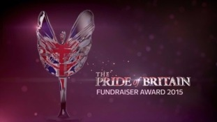 The Pride of Britain Awards.