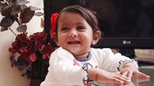 Death of toddler Evelyn Celgy killed by father in road accident 'one of the most tragic cases' coroner has seen