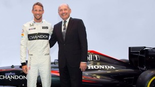 Jenson Button to continue to race for McLaren in 2016