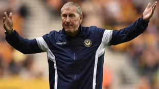 Terry Butcher has left Newport