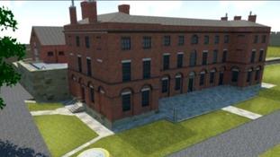 Victorian male prison