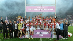 Saints ready for final push in Super League semis