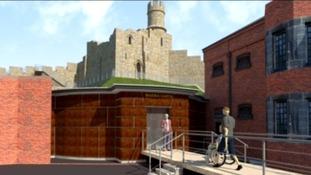New Magna Carta vault