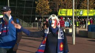 Fans at Stadium MK