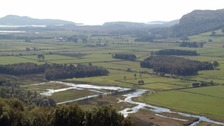 Lyth Valley was one of Lonely Planet's top 100 views in the world.