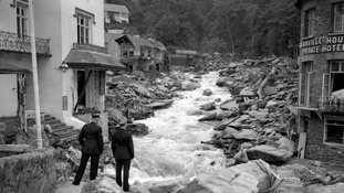 Lynmouth floods remembered