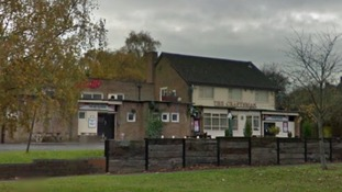 Man's ear bitten off in pub attack