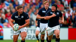 Humphreys defends Scotland changes ahead of South Africa clash
