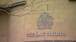Bradford Crown Court GV