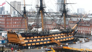 £50m grant for HMS Victory