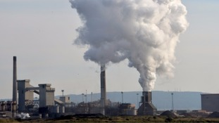 Government has allowed steel plant at Redcar to fail