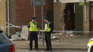 Two ram-raids overnight in Bedfordshire and Cambridgeshire