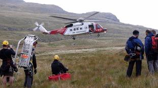 Cockermouth Mountain Rescue Team