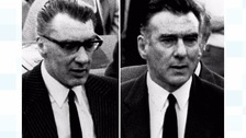 The Kray brothers were involved in a feud with the Fewtrell's