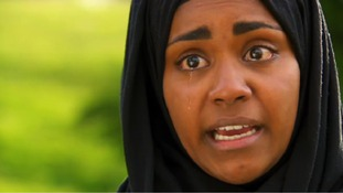 Great British Bake Off star Nadiya Hussain reveals sick son is watching her from hospital bed