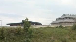 Immigration centre criticised