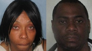 Couple jailed for drug smuggling