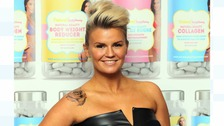 File photo of Kerry Katona