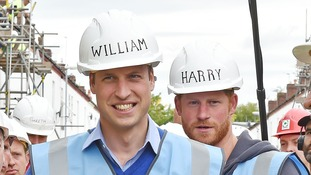 No special treatment for 'sausage' princes William and Harry