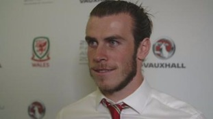 Gareth Bale: Winning award from fans is 'close to my heart'