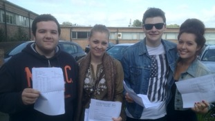Pupils with results