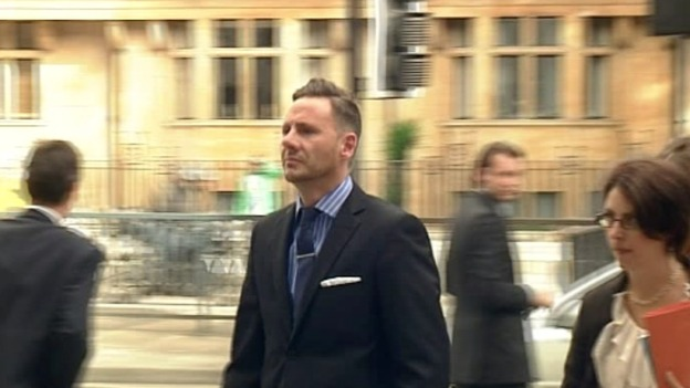 Glenn Mulcaire arrives at Westminster Magistrates&#x27; Court